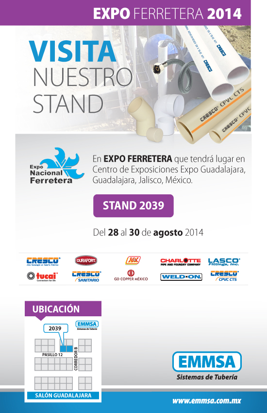 EXPO FERRETERA 2014