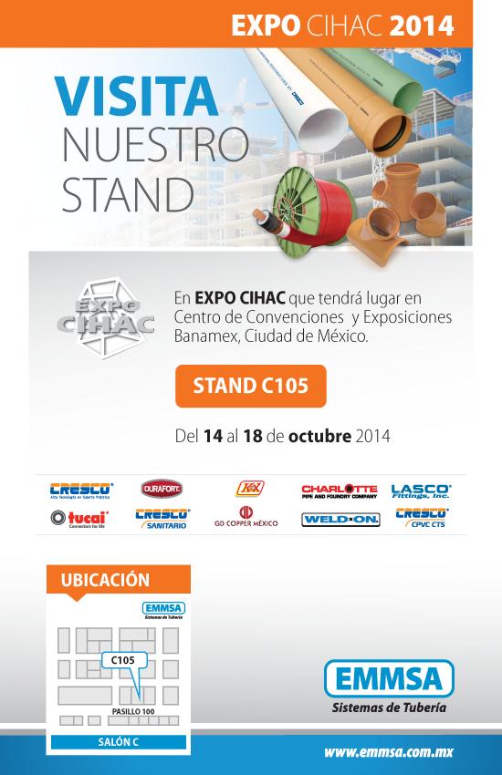 Expo CIHAC 2014